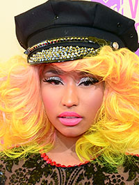 Nicki Minaj American Idol scared to see herself