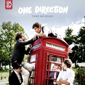 one direction take me home album sampler