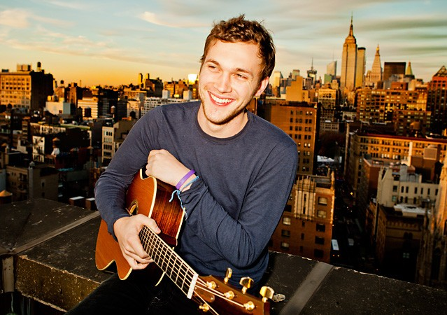 phillip phillips american idol new album