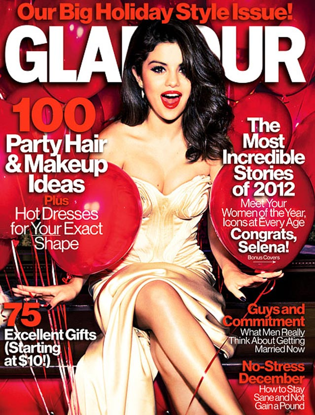 Selena Gomez Glamour Woman of the Year