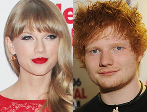 Taylor Swift loves Ed Sheeran