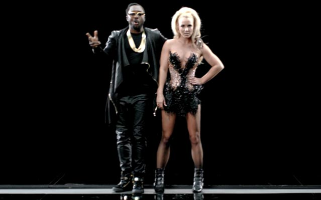 will.i.am Britney Spears Scream and Shout Video