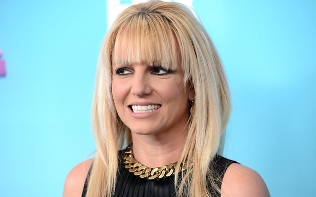britney spears fired from x factor