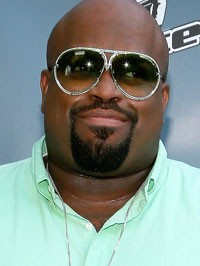 Cee Lo Green Diet The Voice Judge