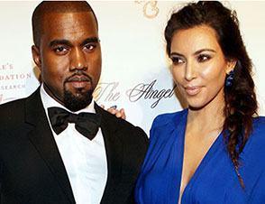 Kim Kardashian pregnant with Kanye West baby