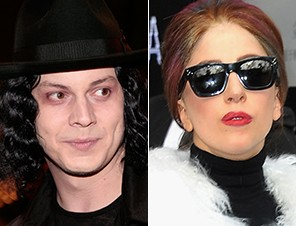 Jack White Lady Gaga Diss Insult Artifice