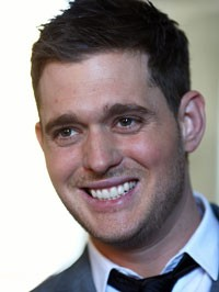 michael buble fertility test