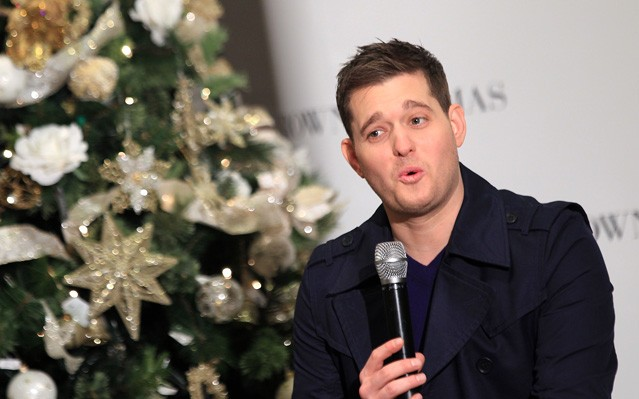 michael buble nbc christmas special elmo