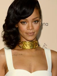 rihanna Styled to Rock