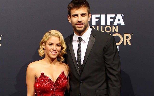 Shakira Gerar Pique