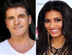Simon Cowell dating true blood actress janina gavankar