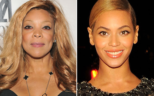 Wendy Williams Beyonce Can't Talk Diss