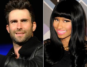Adam Levine Nicki Minaj clothing line