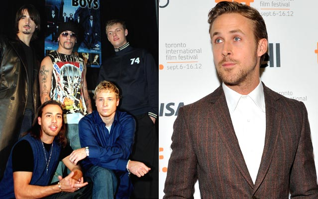 Backstreet Boys Ryan Gosling