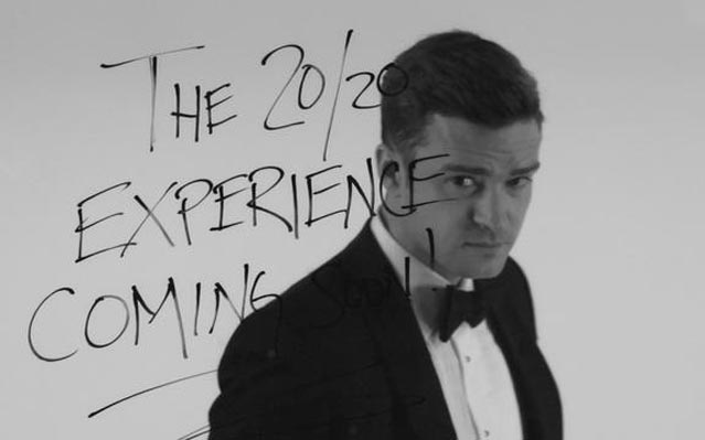 Justin Timberlake Suit & Tie Lyric Video
