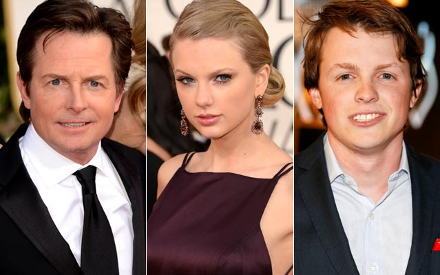Taylor Swift Michael J. Fox Diss