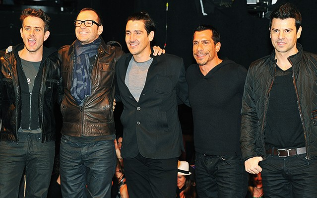 New Kids On The Block reveal new single Remix (I Like The)