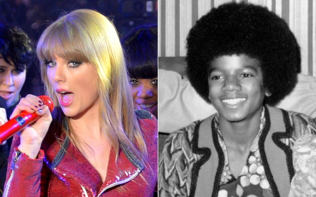 Taylor Swift the Jackson 5 Never Want You Back