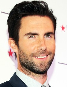 Adam Levine Maroon 5 Takes His Mom to the Grammys