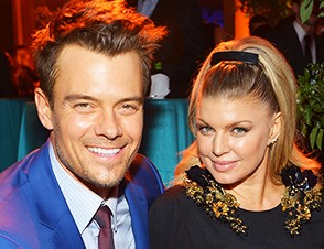 Josh Duhamel Describes Fergie's Reaction to Pregnancy