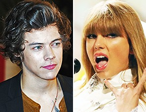 Harry Styles Taylor Swift i knew you were trouble