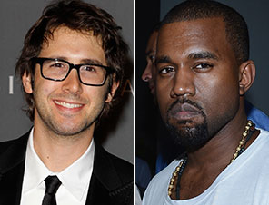 Josh Groban Kanye West Tweets