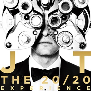 Justin Timberlake The 20/20 Experience Album Cover Art