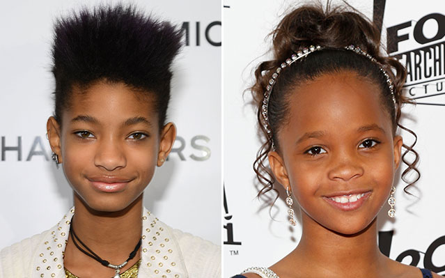 Quvenzhan Wallis replaces Willow Smith in Annie movie