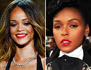 Rihanna Janelle Monae fun. We Are Young