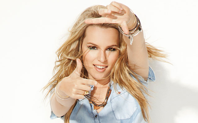 Bridgit Mendler Live Chat: Singer Answers YOUR Questions LIVE