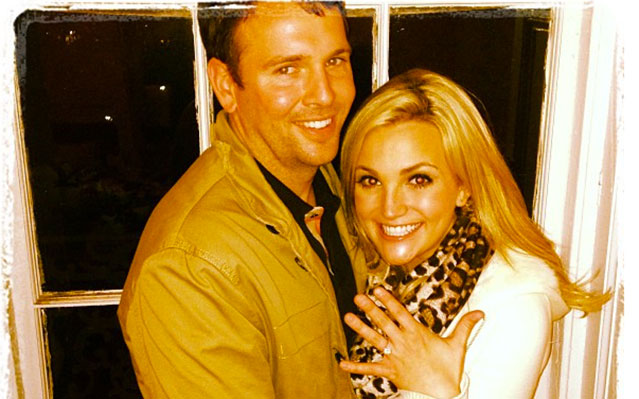 jamie lynn spears engaged, singers dating non-celebrities