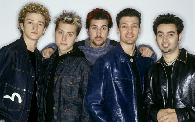 NSYNC get back together
