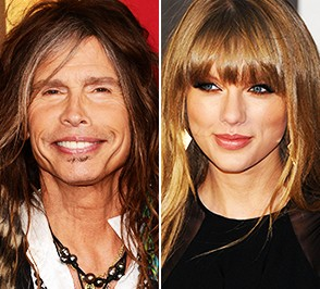 Steven Tyler Says Taylor Swift Is Hot, Wants to Collaborate