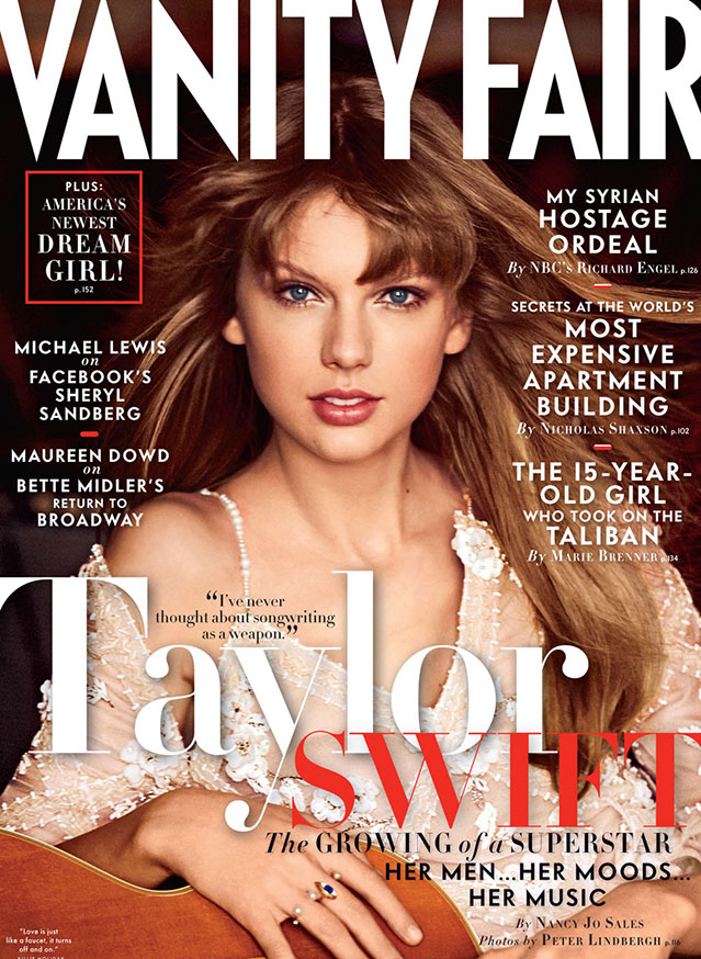 taylor swift harry styles vanity fair