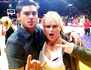 Zac Efron is a Natural Rapper According to Rebel Wilson