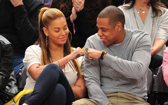 Imagine a World Where Beyonce and Jay-Z Had Never Met    Jay Z And Beyonce Wedding Photos 2008