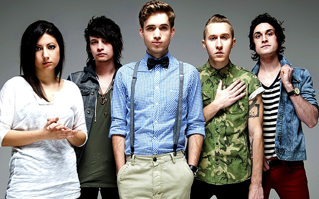 The Summer Set 'Jukebox' Exclusive Song Premiere