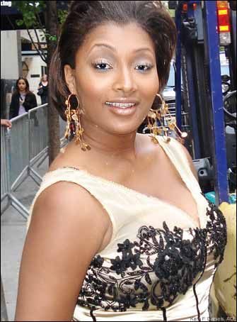 Tits toccara jones