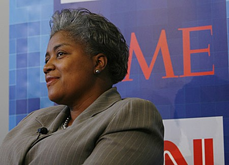 Donna Brazile Opens Her Fat Mouth About Margaret Thatcher