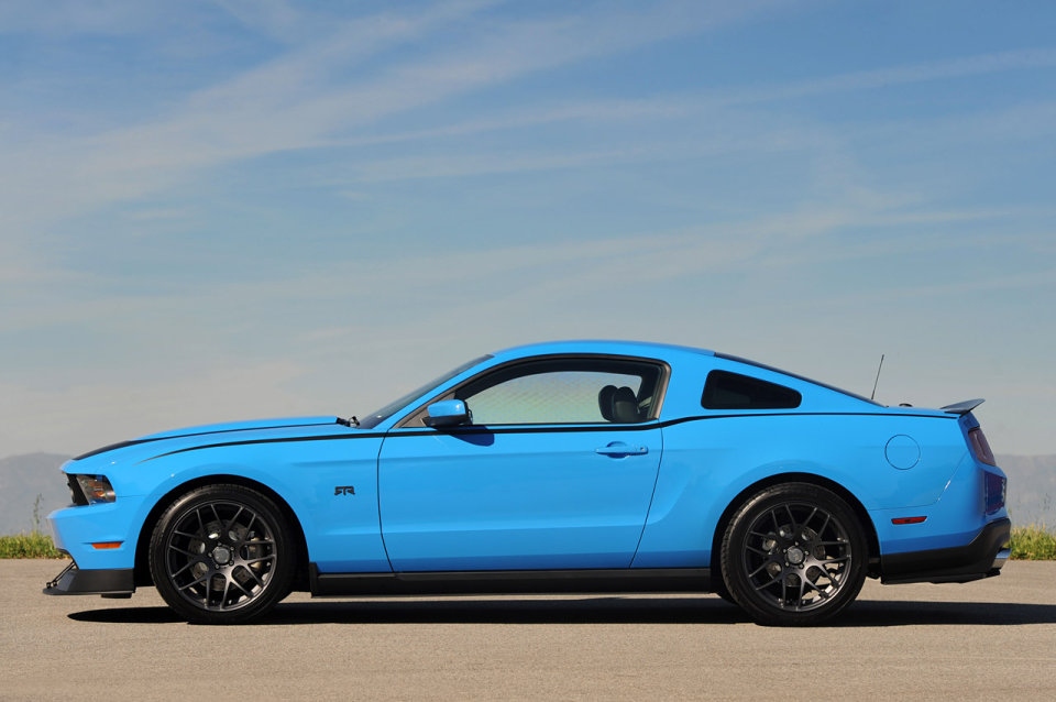 2011 Ford Mustang RTR: Quick Spin Photo Gallery - Autoblog Canada