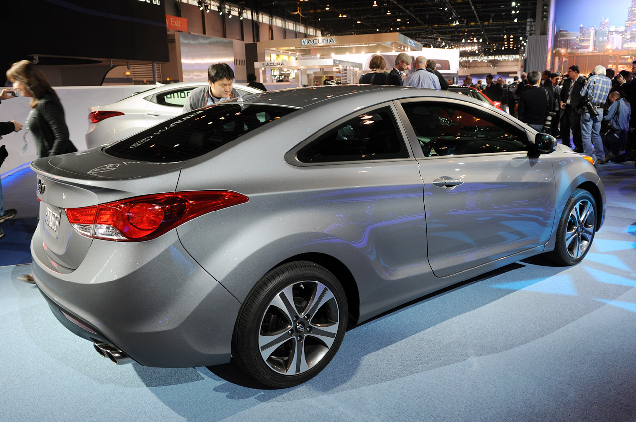 pictures 2013 hyundai elantra - photo #40
