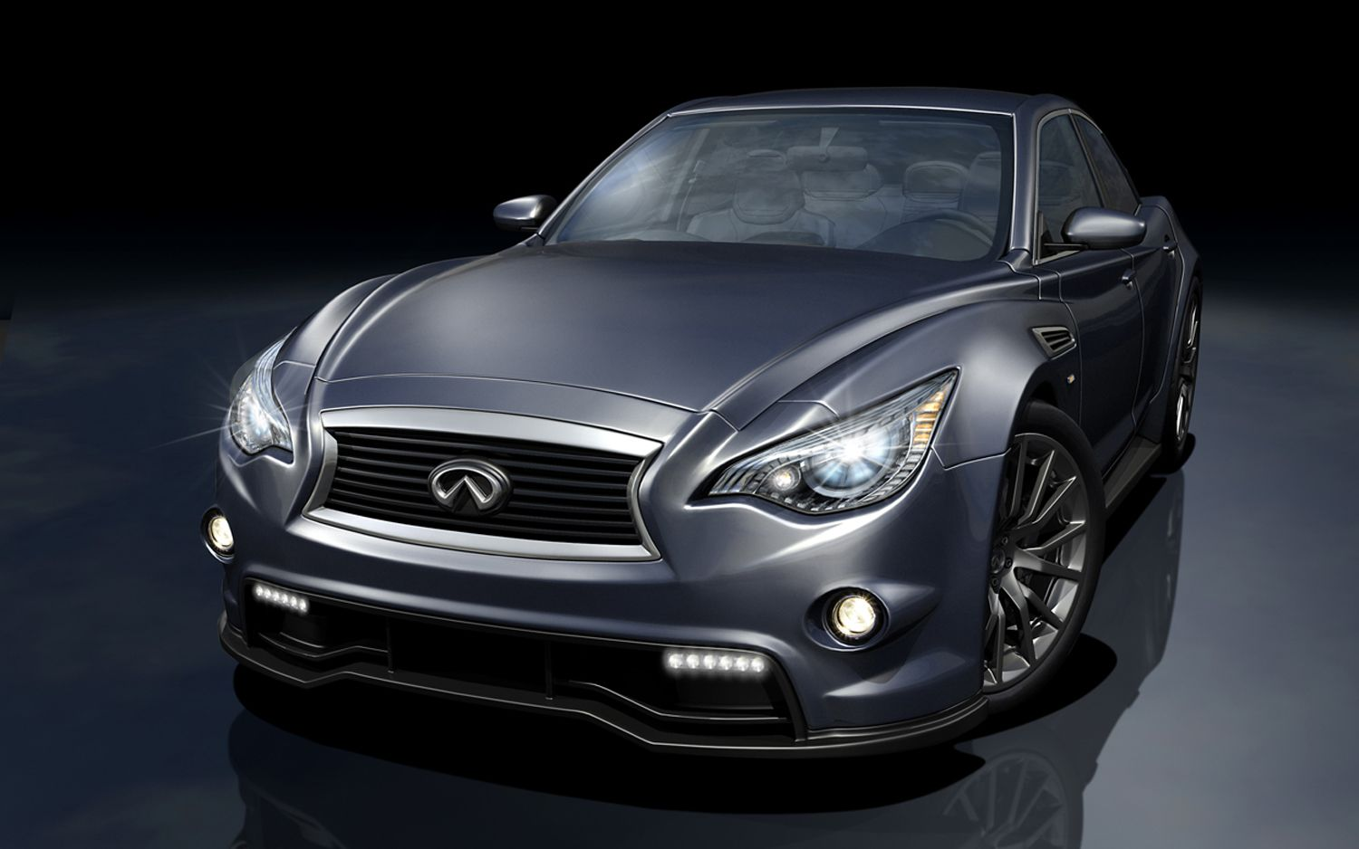 Next Infiniti IPL G Coupe will have 530 HP twin turbo V6?!
