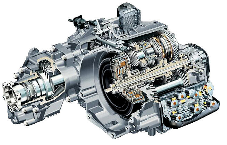 The Automatic transmission: A brief history
