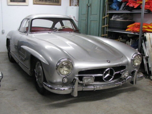 Mercedes benz 300sl gullwing for sale uk for Mercedes benz 300sl gullwing for sale