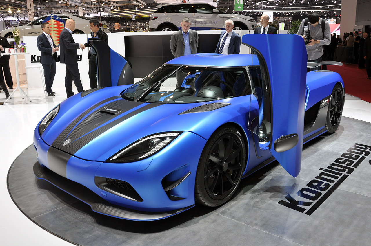 The most expensive exotic cars in the world… for insurance premiums!