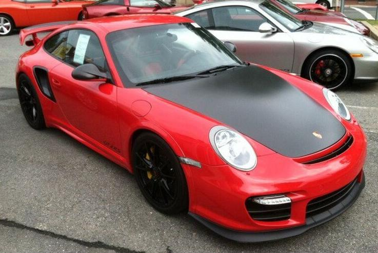 porsche gt2 rs destroyed in high speed crash hours after purchase. Black Bedroom Furniture Sets. Home Design Ideas