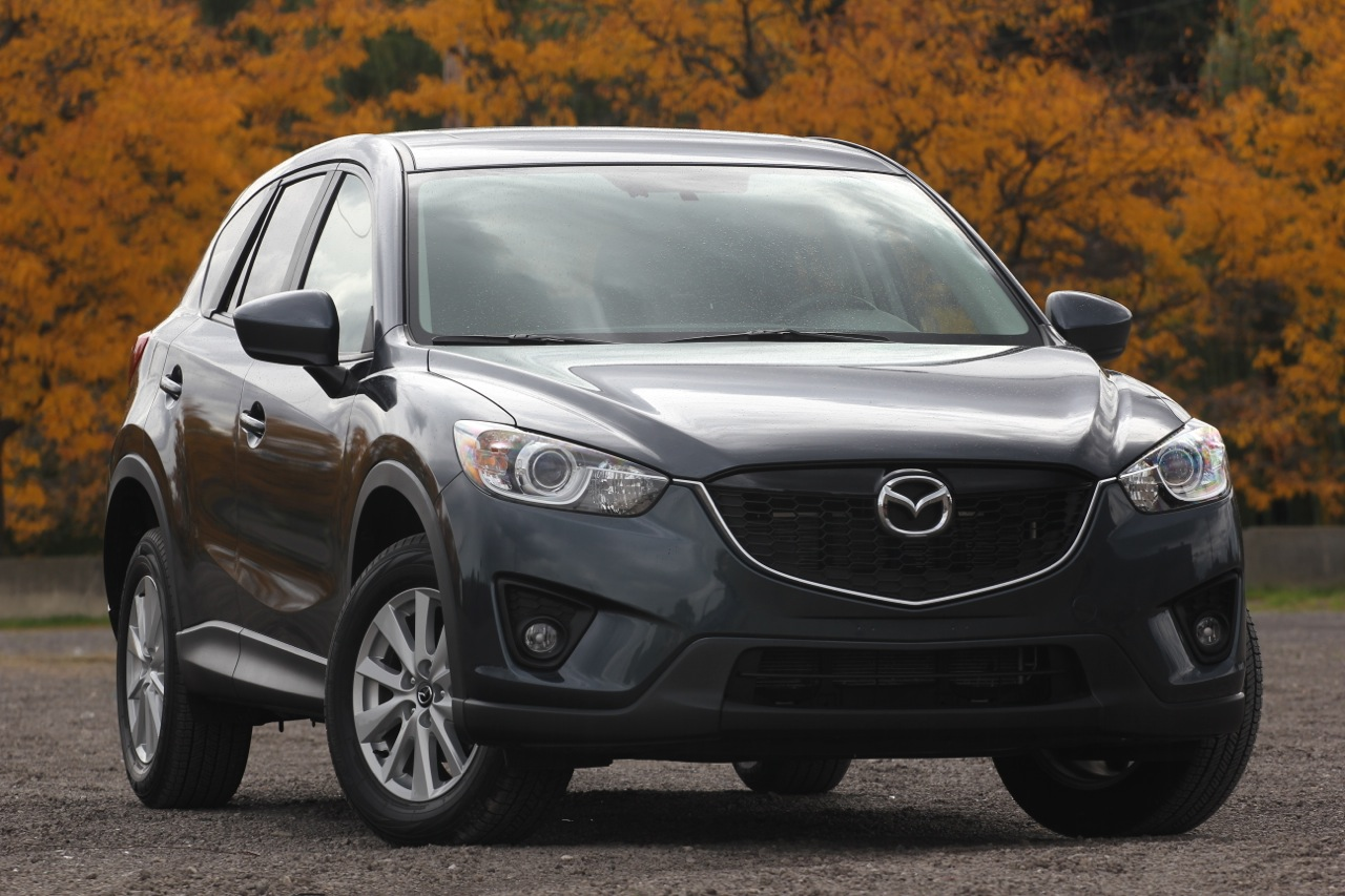 Is The 2013 Ford Escape Made By Mazda