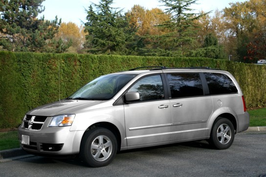 Dodge Grand Caravan Off Road With Cool Type Fakrub Com