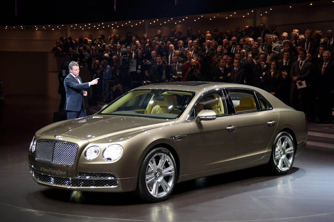 2014 bentley flying spur. Cars Review. Best American Auto & Cars Review