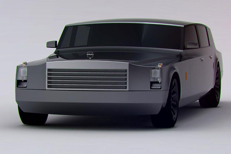 russian president vladimir putin s zil limo looks to face off with obama s ride. Black Bedroom Furniture Sets. Home Design Ideas